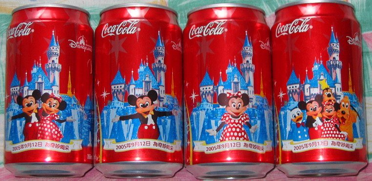 Disney Characters Doing Coke
